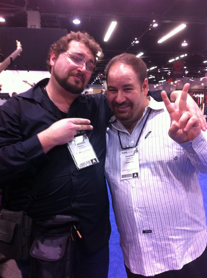 Me & Marco Panascia