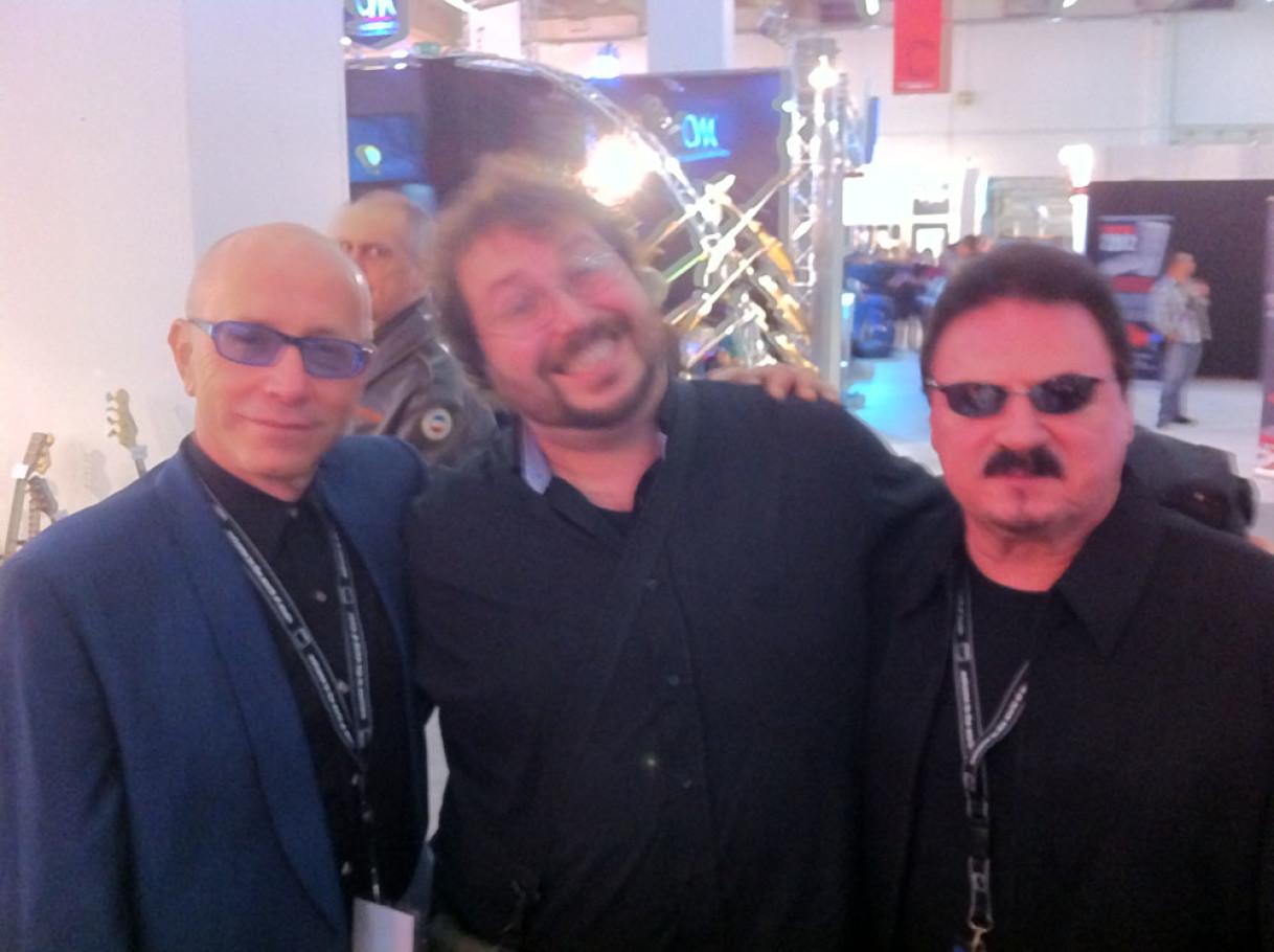 Me,Bruce & Bobby