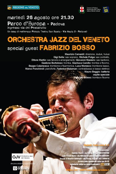 OJV feat Fabrizio Bosso
